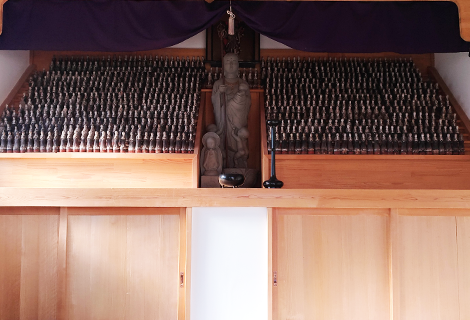 千体地蔵堂